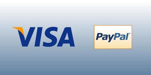 PaypalVisa